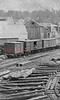 "(1861) Oldest Shamokin photo?? Could be. This is a very small photo, about the size of a business card. On the back and in black thin cursive writing is the following: ""Showing corner Washington + Commerce St 1861"". Stamped on the back is the photographer's information: ""C. Raker, Shamokin, Penna. Duplicates furnished at any time Negatives retained"". It's not out of the realm of possibility that this is from 1861. <br /> <br /> Photography was already around, but just in its infancy. From 1861 to 1865, Mathew Brady and his employees photographed the Civil War. He became known as the father of photojournalism. The common method of achieving a photograph at this time was the collodion process, which is too confusing to talk about here...Btw, the earliest surviving photograph, of anything, is from 1826."
