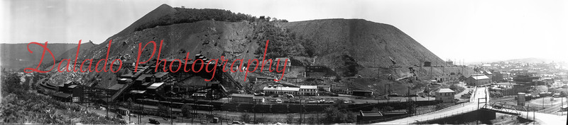 """Cameron Colliery- First operational in the 1800s, over 33 million tons of coal was mined here. Over 200 miners lost their lives here. (For more coal photos, go to """"Old Mining"""" album.)"""