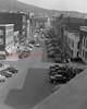 (July 1954) Downtown Shamokin.