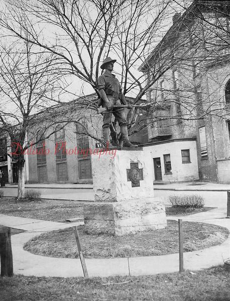 Spanish American War Memorial.