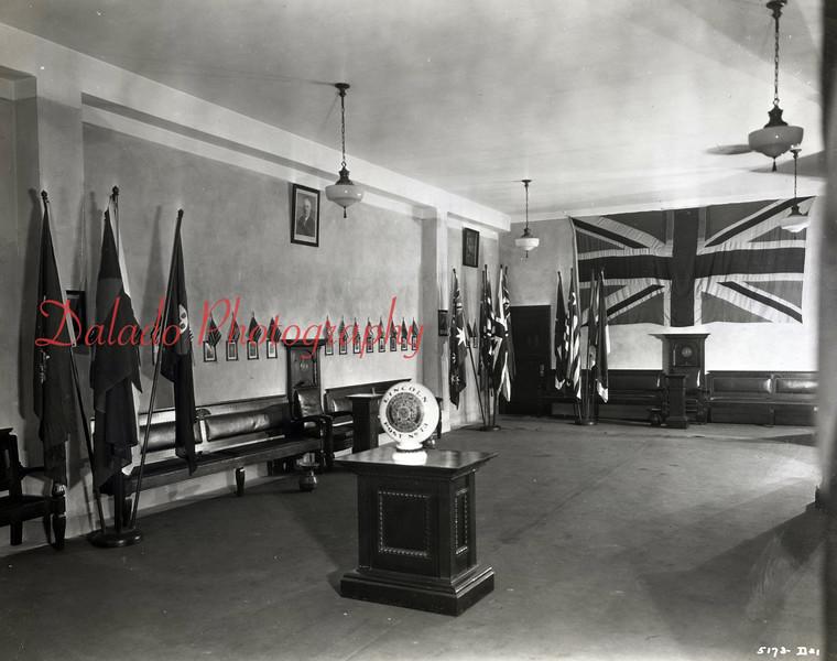 (1924) American Legion.
