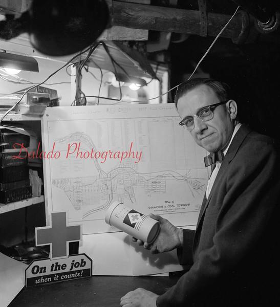 (Feb. 1957) Emerson Hollenback.