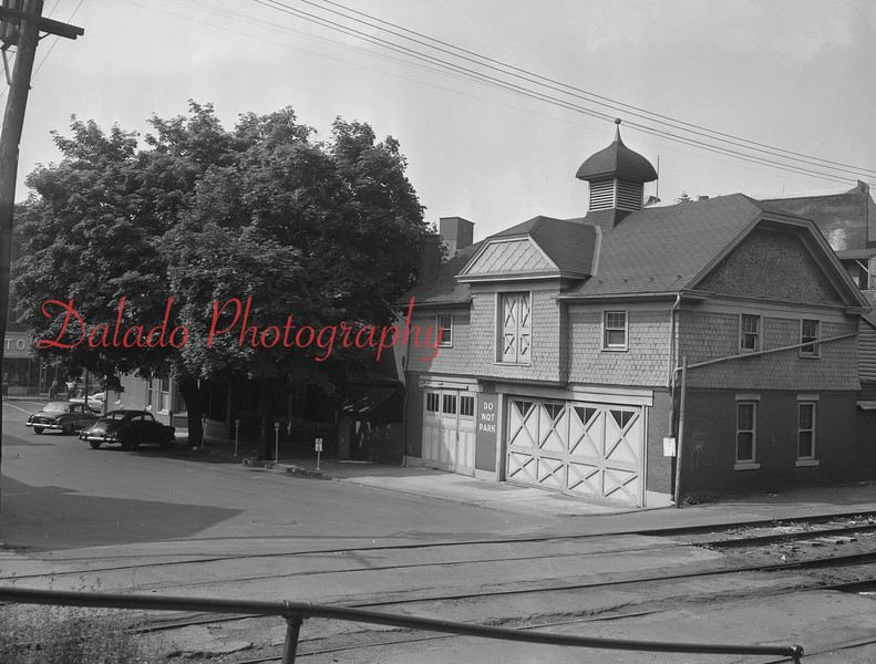 (July 1961) Commerce Street.