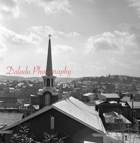 (1966) View of Shamokin.