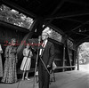 (07.12.1964) Dedication of covered bridge at Knoebels.