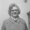 Peg Knoebel, member of the Girl Scouts.