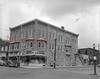 (1954) Burch Drug Store at Fourth and Oak streets in Mount Carmel.