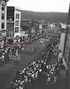 (Aug. 1959) Parade down Oak Street.