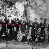 (1900) Sagon Cornet Band at Hickory Ridge.