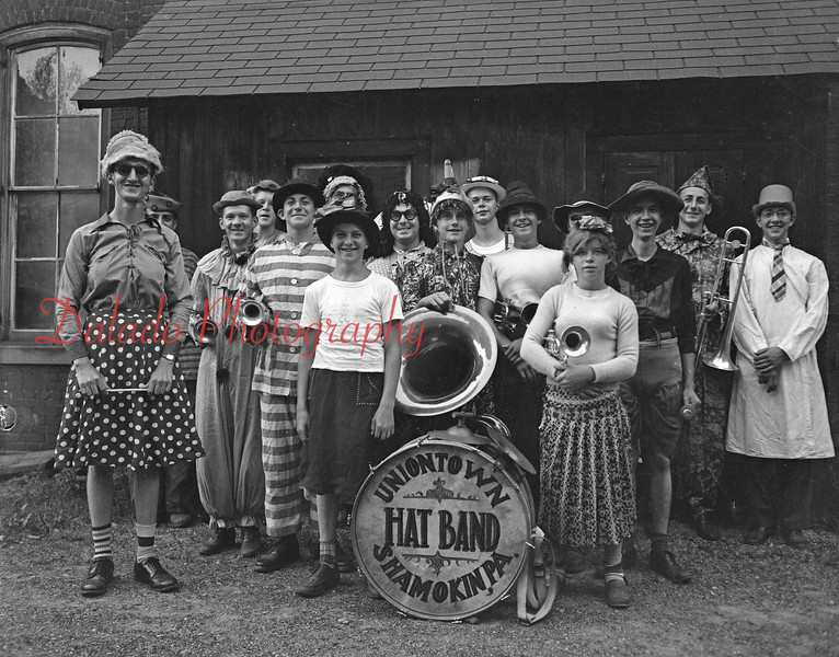 Uniontown Hat Band.