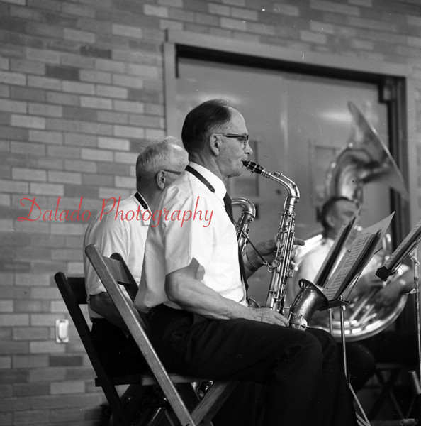 (06.30.1966) Our Shamokin Band.