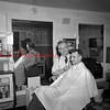 (01.11.51) George Grow, of 618 W. Spruce St., on his 75th birthday and still working. On the chair is Tommy Lubnow.