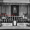 (1935) Kiwanis Club Minstrels. Harold F. Bonno, Northumberland County District Attorney in 1965, served as instructor.
