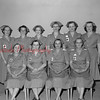 (1951) Pictured in 1951 are, front row, Grace Smith, Mrs. Mattison Burt, Mrs. Ray Marshall and Mrs. George Graeber; back, Mrs. Walter Kershner, Mareen Harvey, Mrs. Harry Yost, Helen Miller, Barbara Doty and Mrs. Chester Lark.