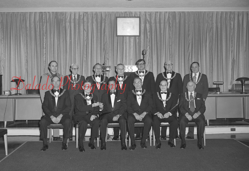 (03.31.1974) Elks installation.