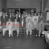 (09.15.1955) Members of the Junior Chamber of Commerce on Sept. 15, 1955. Pictured are, first row, from left, Fritz Reed, Dane Reed, Attorney Harry Nagle, Dr. Charles Schlegel, Ron Kahler and Tom Williams; second, Perry Woolcock, Tom Carr, Dr. James Gehris, Jake Reed, Leonard Walencevicz, James Holland and Leonard Lucas; third, Carl Kresge, John Chaplinsky, William DiZurko, Tom Kopitski, John Reed, Joseph Zator, Charles Clark and John Koveliski.