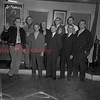 (02.04.1954) Officers of the St. Francis Club, Shamokin, are front row, from left, Joseph Moreski, John Anzolevich, Joseph Wisnewski, senior president; Leo Karpinski and Tony Murawski; back, Joseph Poplaski, Stanley Kalejta, Anthony Galiley and Leon Karpinski.