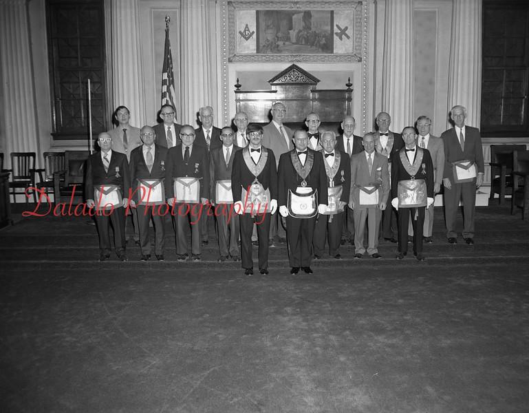 (11.19.1972) F & AM Lodge.