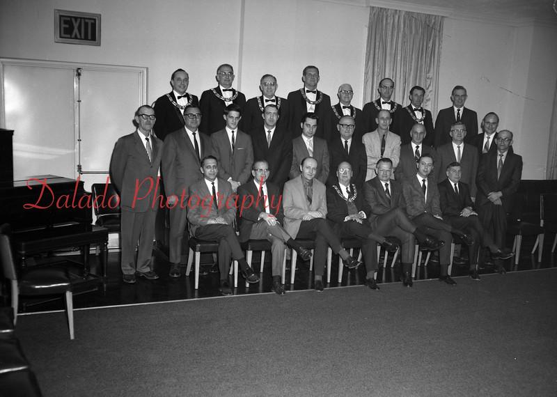 (05.19.1970) Elks group.