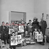 (1966) Scouts with Smokey.