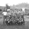 (06.19.52) Bogetti's Pool Room baseball team are, front row, from left, H. Boyer, S. Ziemba, C. Bamford and L. Janaskie; second, A. Bogetti, P. Bogetti, B. Heath, H. Smink, D. Marquette (manager), T. Fessler, T. Janaskie and J. Checci.