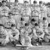 (1952) Brady Fire Co. baseball team.