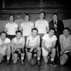 (1950) Unknown basketball group.