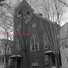 (1964) First Baptist Church, Lincoln Street.