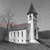 (1964) Burnside Church, Coal Township.