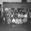 (1967) Stevens School in Paxinos. Weaver homeroom.