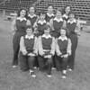 Cheerleaders, unknown school.