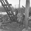 (Jan. 1964) Mining accident in Coal Township.