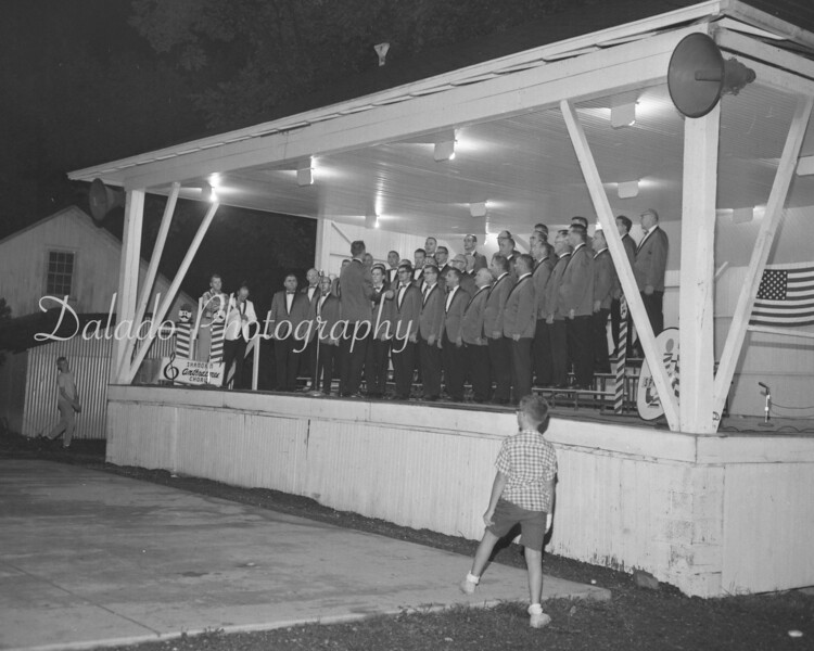 (Sept. 1966) Likely All Home Days in Elysburg.