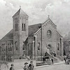 (March 1955) Design of St. Anthony's Church in Ranshaw.
