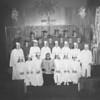 (06.03.66) St. Mary's/St. Casimir's Church, Kulpmont., graduation.