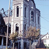 (06.15.91) Damage to St. Peter's Church in Mount Carmel.