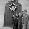 (1956) Mount Carmel memorial on UNB Bank.
