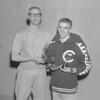 (December 1962) Coal Township wrestling.