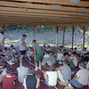 (1967) Larry Lauchle wrestling camp.