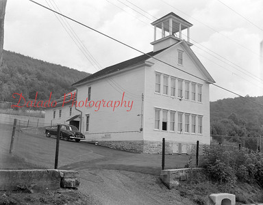 (07.22.1954) Gowen City School for grades one through six.