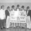 (1961 to 62) Our Lady of Lourdes minstrel show.