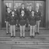 (1951-52) Shamokin High School band members.