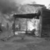 (Feb. 1962) Fire in the Third Patch of Bear Valley.