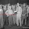 (Sept. 1952) Leroy Daubert retirement.