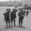 (June 1958) Glen Burn miners.