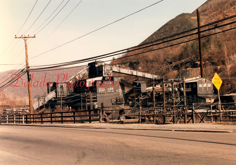 "...The majority of the Glen Burn Colliery was demolished in 1986. Demolition began in July of that year after then Sen.  Edward Helfrick, co-owner of Kerris and Helfrick Inc., said  DEP wanted the breaker dismantled. The breaker had been closed since midnight, May 31, 1984, when 120 members of the United Mine Workers went on strike. By Feb. 5, 1987, only the conveyor of the main part of the breaker remained. The side buildings and offices, including the an electrical building and twp boilers were spared... <br /> <br /> Current photos --> <a href=""http://www.daladophotography.com/Anthracite-Coal-Mining/Coal-Township-Mines/4115891_s6GkxG#!i=249240203&k=GvEQp"">http://www.daladophotography.com/Anthracite-Coal-Mining/Coal-Township-Mines/4115891_s6GkxG#!i=249240203&k=GvEQp</a>"