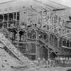 Cameron Colliery being built.