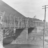 Rough photo of the old Cameron Bridge.