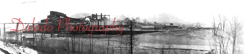 (05.05.1923) Kathryn Colliery at Dunkelberger.