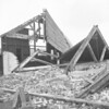 (06.27.57) The Bailee home in Locust Gap being demolished by the Reading Coal Co.